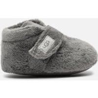Ugg UGG Babies Bixbee Slippers - Charcoal - UK 4 Baby