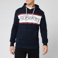 Superdry Men's Retro Sport Hoody - Eclipse Navy - M