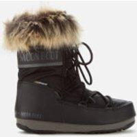 Moon Boot Women's Monaco Low Waterproof 2 Boots - Black - EU 37/UK 4
