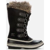Sorel Sorel Women's Joan Of Arctic Waterproof Suede Knee High Winter Boots - Black/Quarry - UK 6