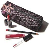 MAC Starlit Lip Bag - Red
