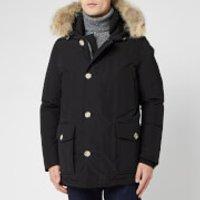 Woolrich Men's Artic Anorak - Black - L