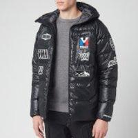 White Mountaineering X Millet Men's Down Jacket - Black - M