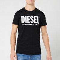 Diesel Men's Diego Diesel Logo T-Shirt - Black - XXL