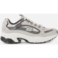 Skechers Women's Stamina Cross Road Trainers - Grey - UK 8