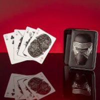 Star Wars Episode 9 Playing Cards in Shaped Tin - Playing Cards Gifts