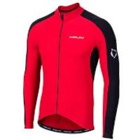 Nalini W 2.0 Long Sleeve Jersey - M - Red/Black