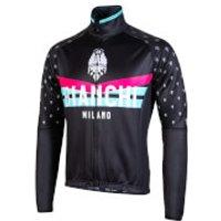 Bianchi Poggio Jacket - L - Black/Pink