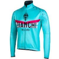 Bianchi Poggio Jacket - S - Celeste
