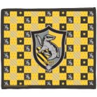 Harry Potter Hufflepuff Fleece Blanket - Blanket Gifts