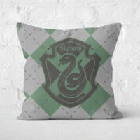 Slytherin Square Cushion Square Cushion - 60x60cm - Soft Touch - Cushion Gifts