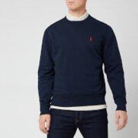 Polo Ralph Lauren Men's Fleece Crewneck Sweatshirt - Cruise Navy - S