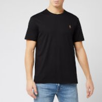 Polo Ralph Lauren Men's Short Sleeve Pima Soft Touch T-Shirt - Black - XXL