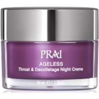 PRAI AGELESS Throat and Decolletage Night with Retinol 50ml