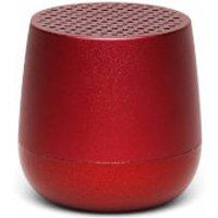 Lexon MINO Bluetooth Speaker - Red