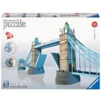 Ravensburger Tower Bridge 3D Jigsaw Puzzle (216 Pieces) - Jigsaw Puzzle Gifts