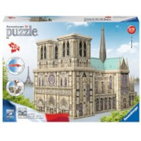 Ravensburger Notre Dame 3D Jigsaw Puzzle (324 Pieces) - Jigsaw Puzzle Gifts