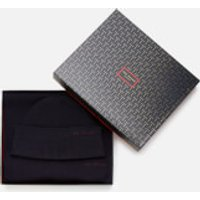 Ted Baker Mens Bribox Hat and Scarf Set - Navy