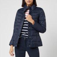 Barbour Women's Upland Quilt Jacket - Navy - UK 10