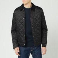 Barbour Men's Lemal Quilted Jacket - Black - S
