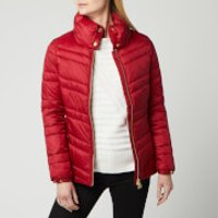 Barbour International Women's Rally Quilted Jacket - Rhubarb - UK 12