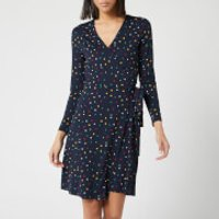 Barbour Women's Emma Bridgewater Spot Dress - Navy - UK 14