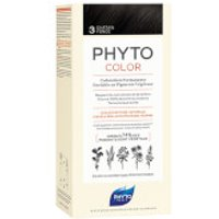 Phyto Hair Colour by Phytocolor - 3 Dark Brown 180g