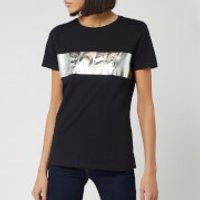 BOSS Short Sleeve Women's Teshine Short Sleeve T-Shirt - Black - S