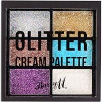 Barry M Cosmetics Glitter Cream Palette 2
