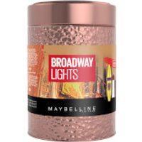 Maybelline New York Broadway Lights Gift Set (Worth PS20.97)
