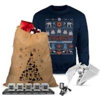 Star Wars Officially Licensed MEGA Christmas Gift Set - S