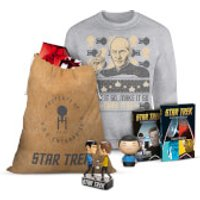 Star Trek Officially Licensed MEGA Christmas Gift Set - M