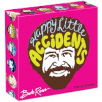Bob Ross Happy Little Accidents Board Game