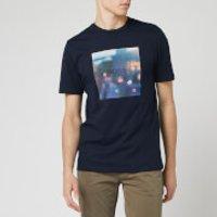 BOSS Men's Tipoff T-Shirt - Navy - XL