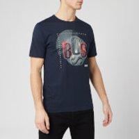 BOSS Hugo Boss Men's T-Shirt 3 - Navy - XL