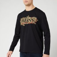 BOSS Men's Togn Long Sleeve Top - Black - XL