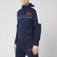 BOSS Men's Saggy Zip Hoody - Navy - XXL