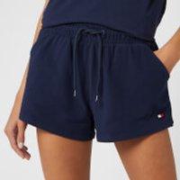 Tommy Hilfiger Women's Shorts - Navy Blazer - L