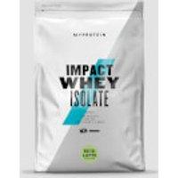 Impact Whey Isolate   2 5kg   Matcha Latte