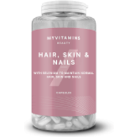 Hair, Skin and Nails Capsules - 60Tablets