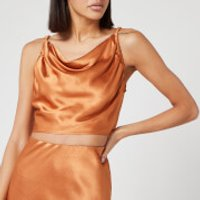 Bec and Bridge Womens Lani Top - Caramel - UK 12