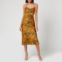 Bec & Bridge Women's Turtle Rock Midi Dress - Tortoise Print - UK 8