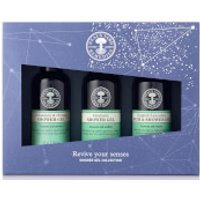 Neal's Yard Remedies Revive Your Senses Shower Gel Collection