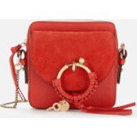 shop for See By Chloé Women's Joan Camera Bag - Radiant Red at Shopo
