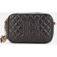 Balmain Women's Quilted Camera Bag - Black