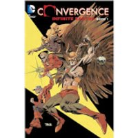 DC Comics Convergence Infinite Earths Trade Paperback Book 01