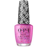 OPI Hello Kitty Limited Edition Nail Polish - Let's Celebrate! 15ml