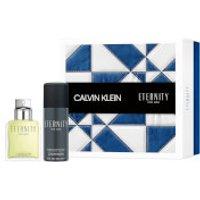 Calvin Klein Eternity for Men EDT 100ml Gift Set  Spray Aftershave Deodorant Spray