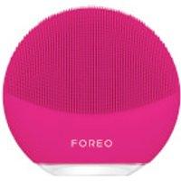 FOREO LUNA mini 3 Facial Cleansing Brush (Various Colours) - Fuchsia