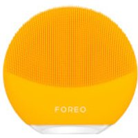 FOREO LUNA mini 3 Facial Cleansing Brush (Various Colours) - Sunflower Yellow